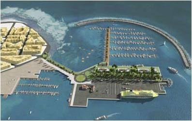 Ampliación del Puerto de Corralejo