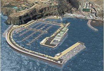 Ampliación del Puerto de Playa Santiago