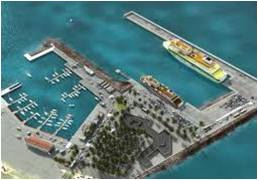 Playa Blanca port expansion