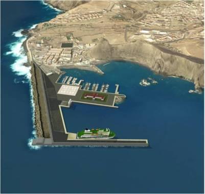 Ampliaci n del puerto de las nieves puertos canarios for Oficina virtual gobierno de canarias