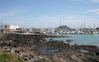 Puertos Canarios invertirá 340.000 euros en las instalaciones de Corralejo