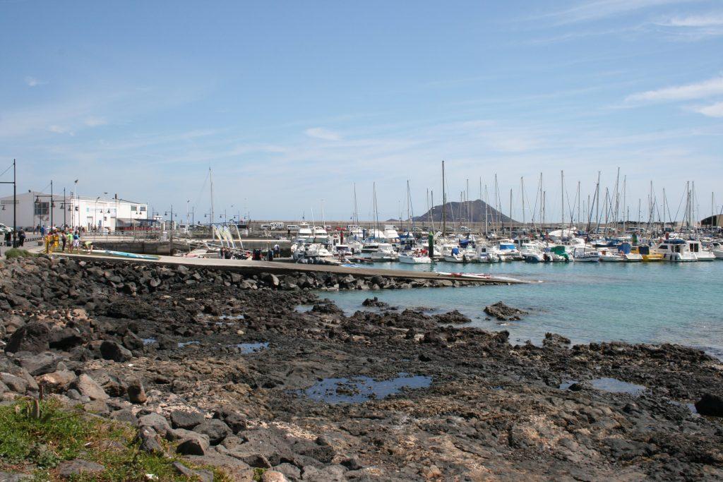 Puertos canarios invertir euros en las for Oficina virtual gobierno de canarias