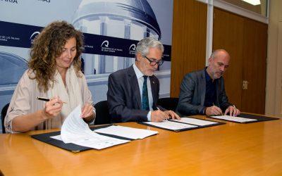 Puertos Canarios y la ULPGC firman un convenio de colaboración para analizar las tasas portuarias