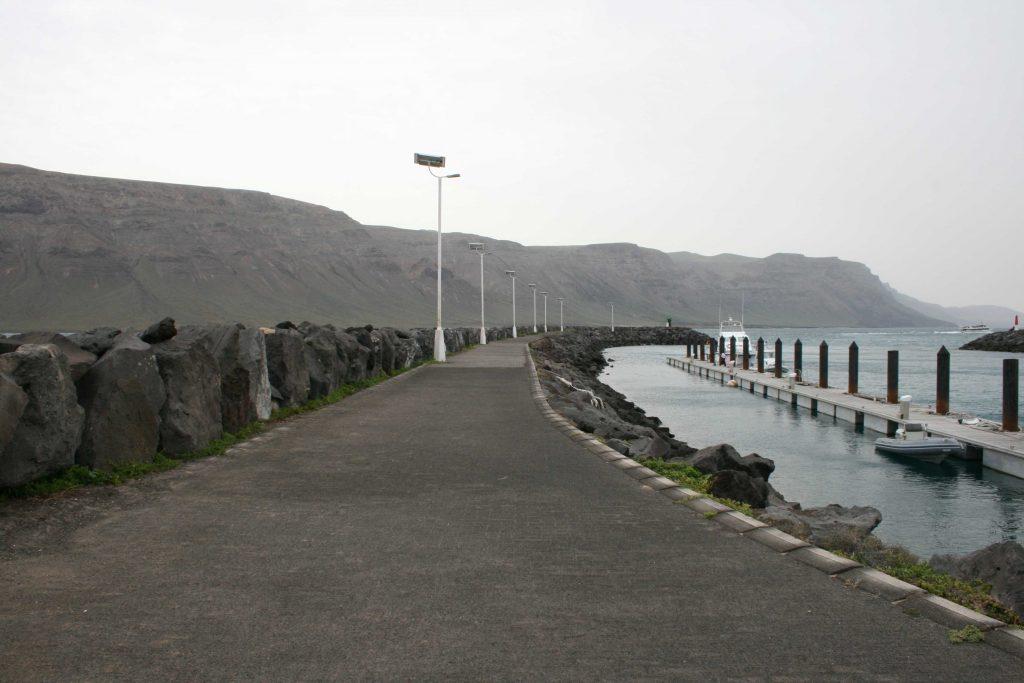 Puerto de caleta del sebo puertos canarios for Oficina virtual gobierno de canarias
