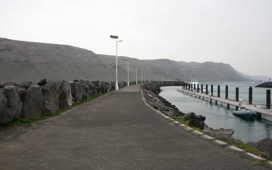 Puerto de Caleta del Sebo