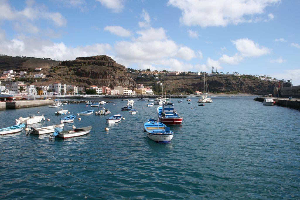 Puerto de playa santiago puertos canarios for Oficina virtual gobierno de canarias