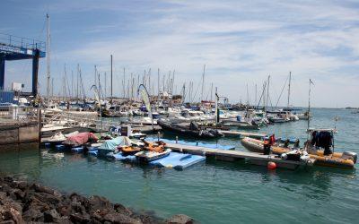 Puertos Canarios concesiona varios pantalanes para motos de agua en Fuerteventura