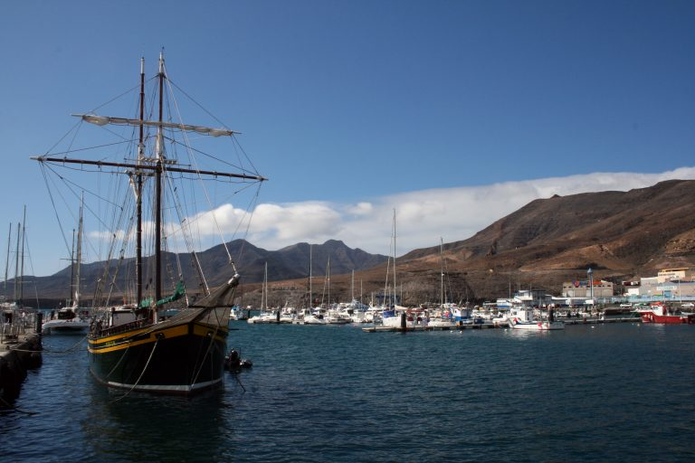 Puerto de Morro Jable