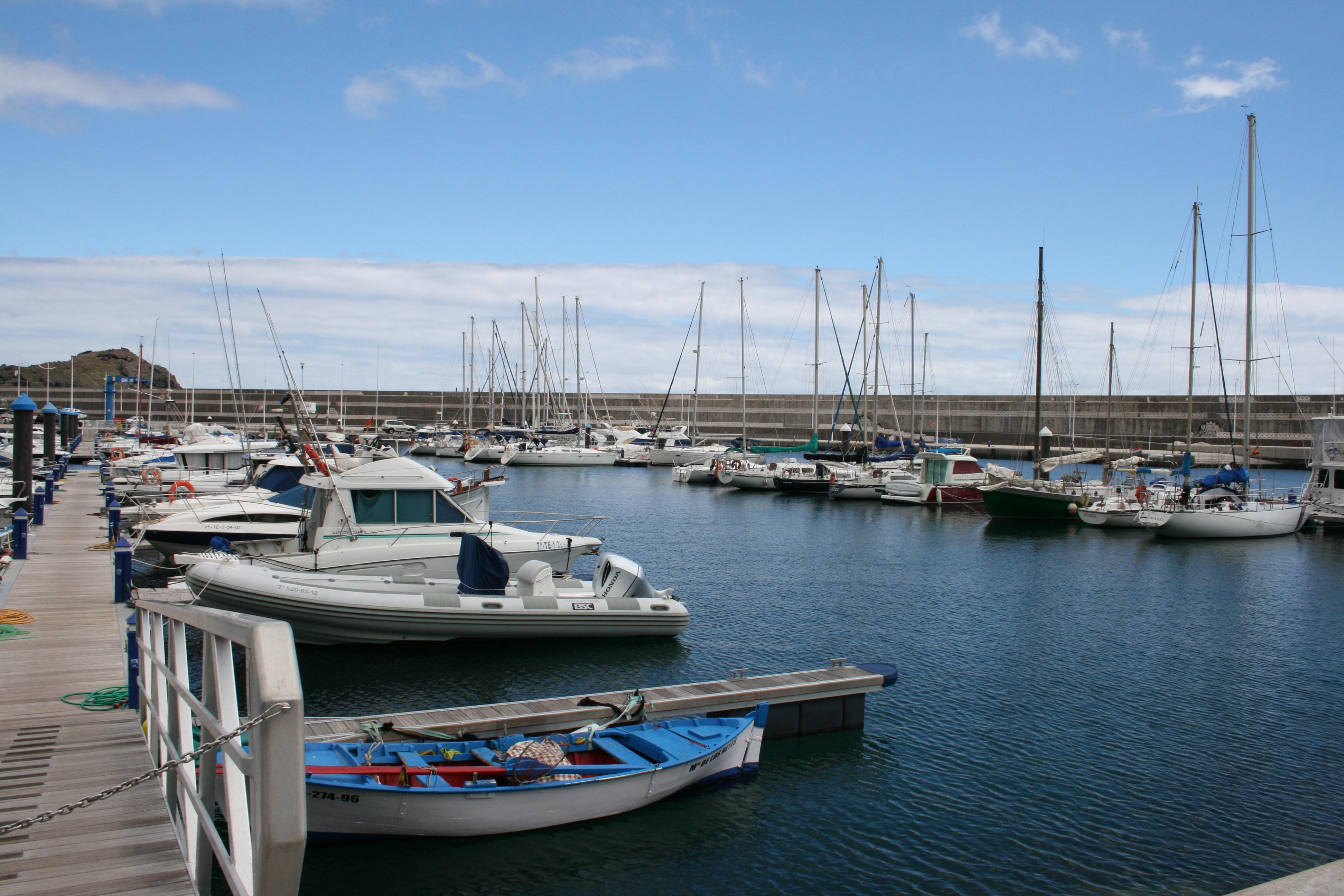 Port of Garachico