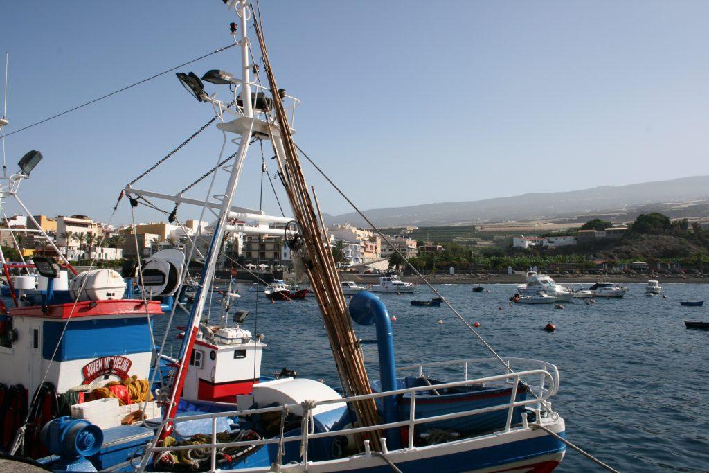 Puerto de playa san juan puertos canarios for Oficina virtual gobierno de canarias