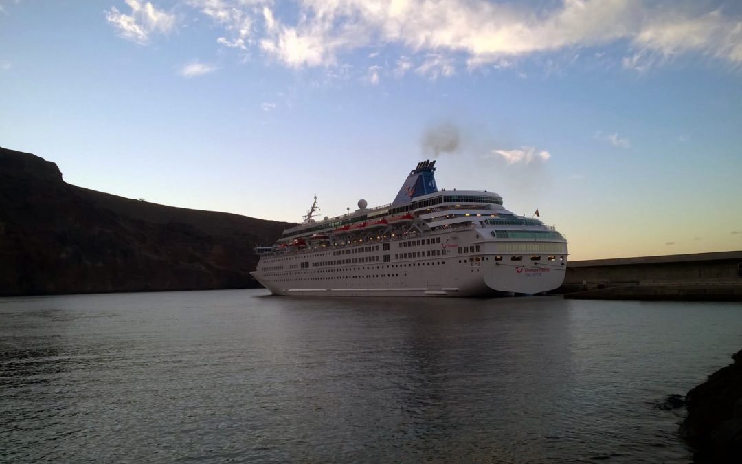 El Gobierno reduce las conexiones marítimas