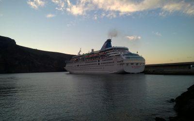Puertos Canarios, en la Seatrade Cruise Med