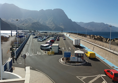Puertos Canarios improves the services for the user in the Port of Las Nieves