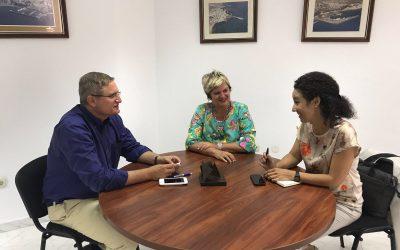 Puertos Canarios y el Clúster Marítimo de Canarias estrechan lazos de colaboración