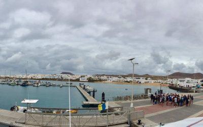 Puertos Canarios inicia la licitación de la instalación eléctrica de baja tensión y del alumbrado en el puerto de Caleta de Sebo