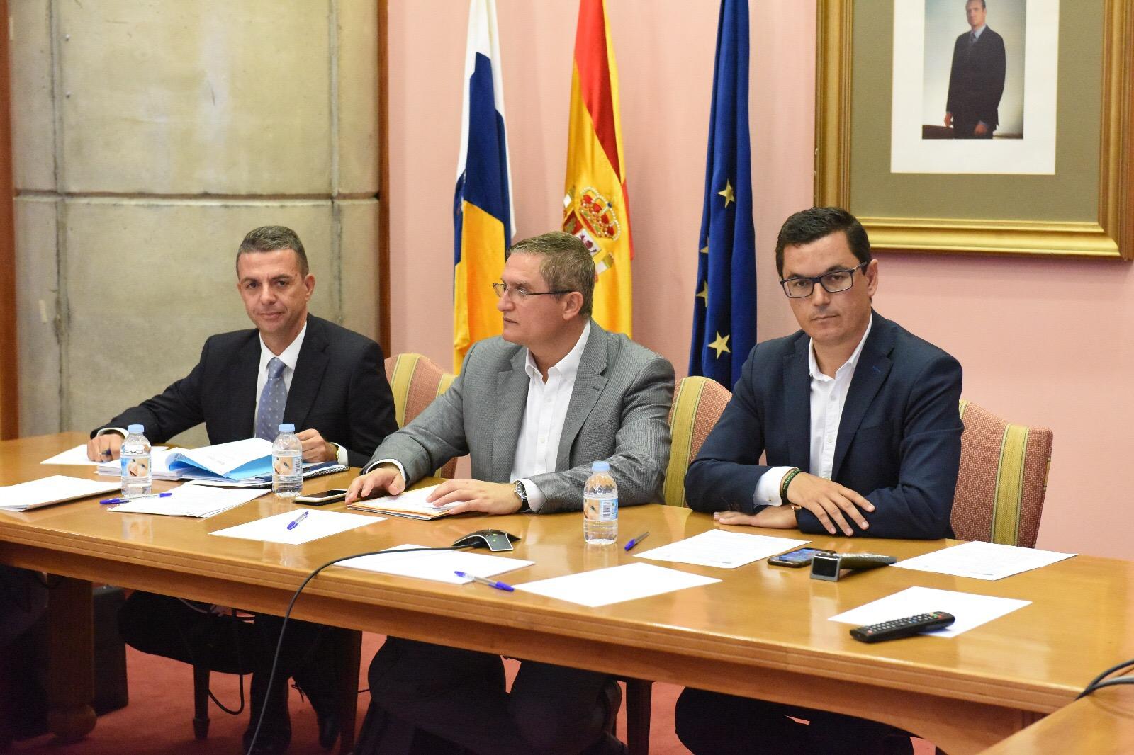 Puertos canarios aprueba el plan estrat gico de for Oficina virtual gobierno de canarias