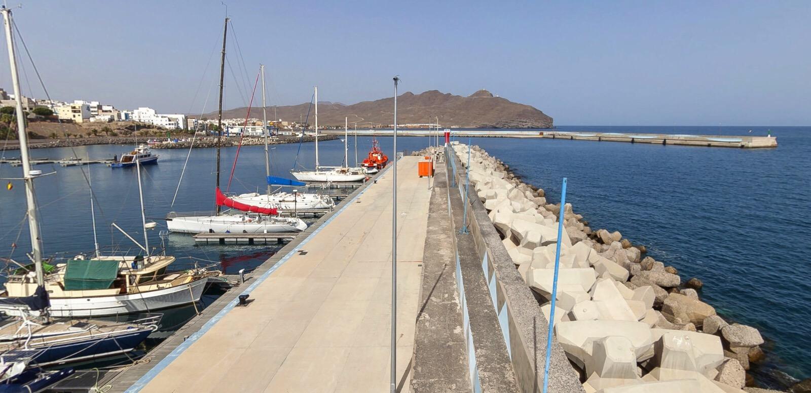 Puertos canarios inicia la pr xima semana las obras de for Oficina virtual gobierno de canarias