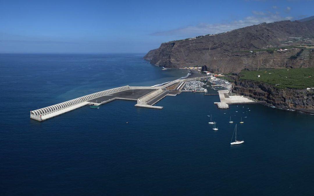 Puertos Canarios trabaja para la consolidación de infraestructuras portuarias accesibles