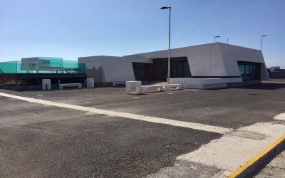 Puertos Canarios iniciará en enero las obras de acondicionamiento del entorno de la terminal de pasajeros del puerto de Gran Tarajal
