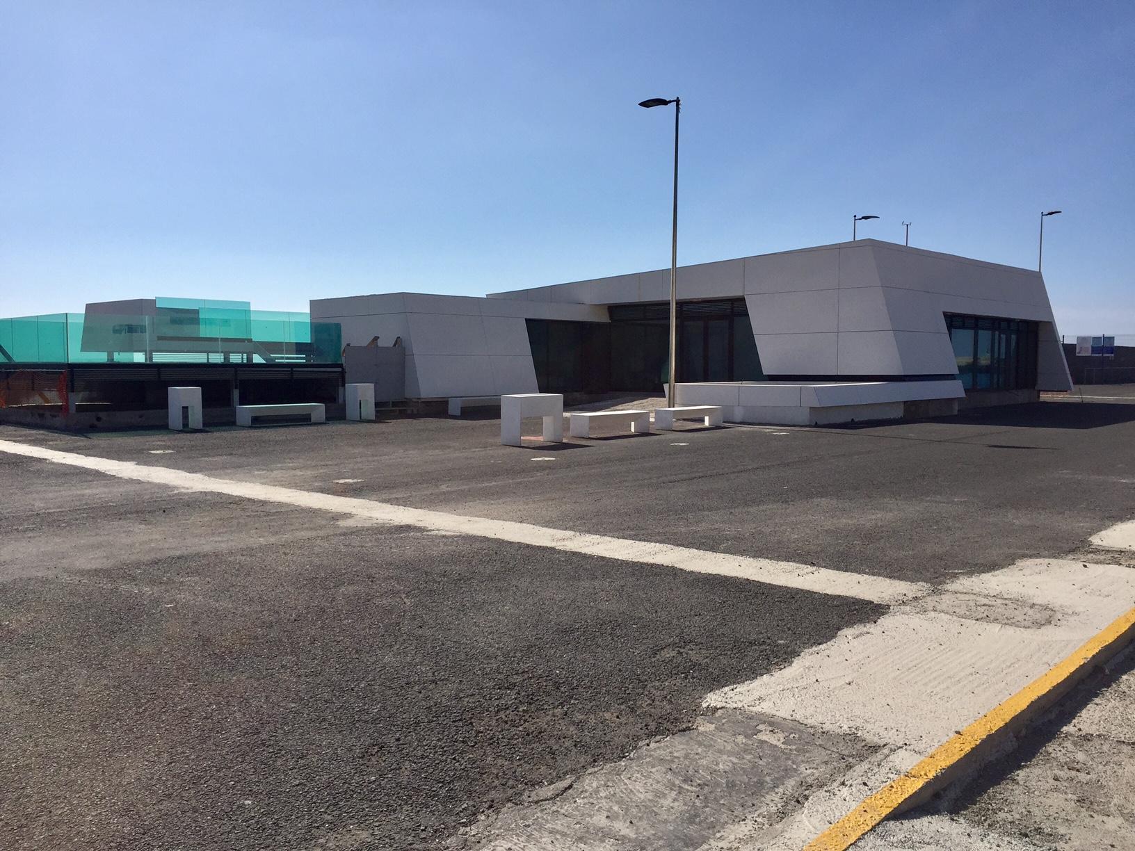 Puertos canarios iniciar en enero las obras de for Oficina virtual gobierno de canarias