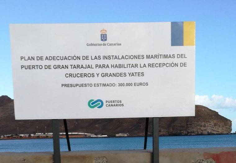 El puerto de gran tarajal recibe dos nuevas solicitudes de for Oficina virtual gobierno de canarias