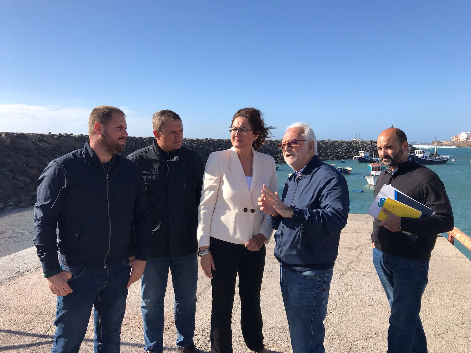 Puertos canarios invertir en 2018 cerca de euros for Oficina virtual gobierno de canarias