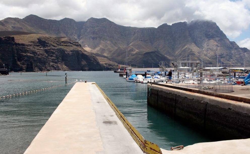 Pablo Rodríguez asegura que la ampliación del Puerto de Agaete es una inversión estratégica para el desarrollo de Gran Canaria