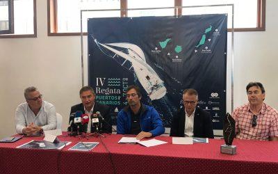 Puertos Canarios celebrará la IV Regata Puertos Canarios del 4 al 7 de octubre