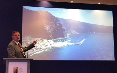 Puertos Canarios presenta sus infraestructuras portuarias a las principales navieras mundiales en la Asamblea General Medcruise