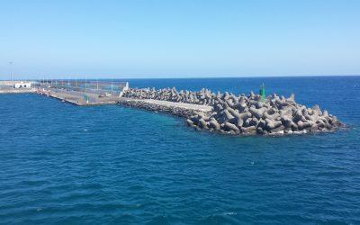 Puertos Canarios adjudica las obras de ordenación de las terminales de embarque y del acceso viario del puerto de Morro Jable