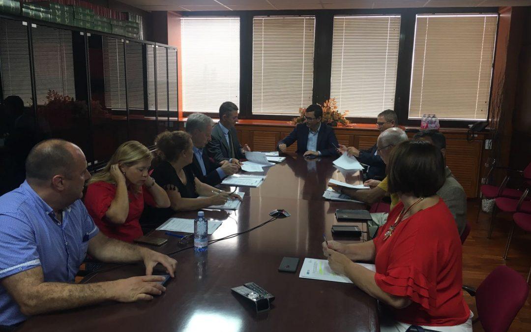 Puertos Canarios aprobó hoy la concesión de la dársena deportiva del puerto de Arguineguín