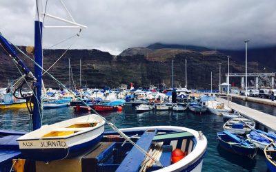 El puerto de Las Nieves registra el mayor tráfico de pasajeros