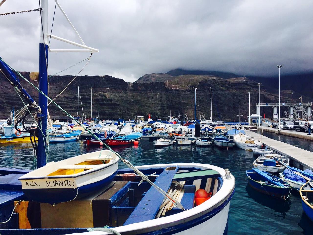 El puerto de las nieves es la infraestructura portuaria for Oficina virtual gobierno de canarias