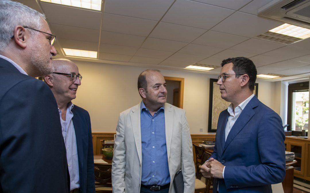 El Gobierno de Canarias y las Autoridades Portuarias de Las Palmas y de Santa Cruz de Tenerife celebrarán de forma conjunta unas jornadas técnicas antes de final de año