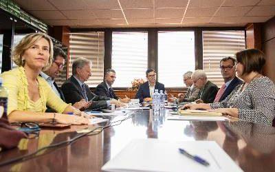 Puertos Canarios aprobó hoy el Programa de Actuación, Inversión y Financiación