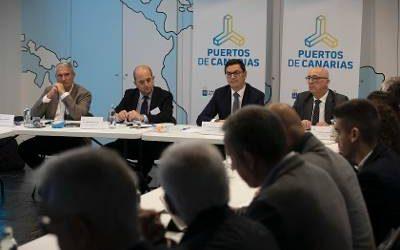 La unión de los puertos supondrá un gran beneficio