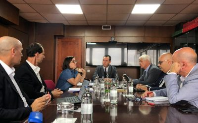 La Consejería garantiza el servicio entre El Hierro y Tenerife