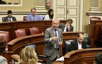 Sebastián Franquis propondrá la paralización de Agaete
