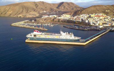 El puerto de Gran Tarajal recibirá al crucero 'Braemar'