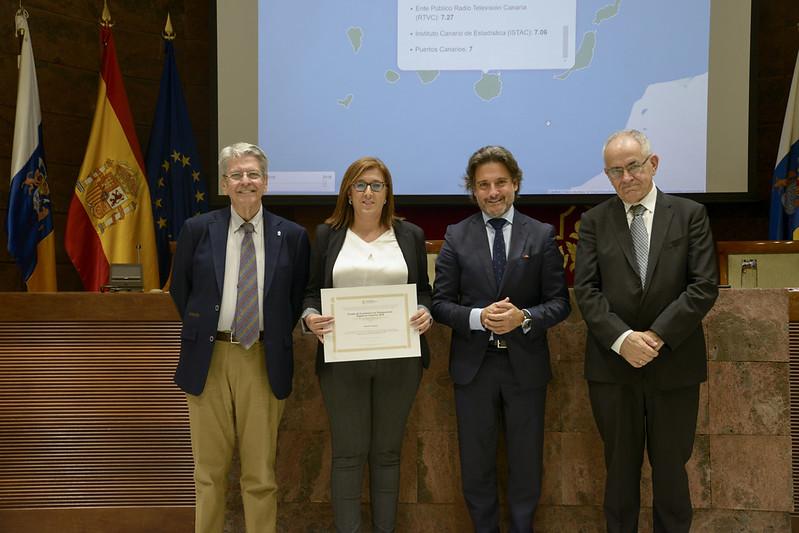 Premio de Excelencia a la Transparencia Digital