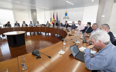 Se aprueba la resolución del contrato del muelle de Agaete