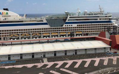 Los cruceros operarán a partir del 5 de noviembre