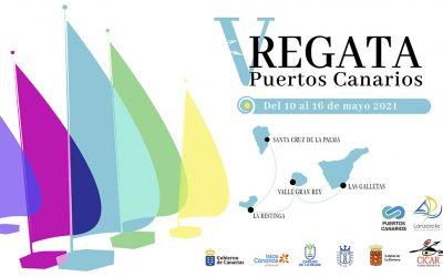Puertos Canarios presenta su quinta regata