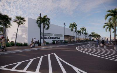 La nueva estación marítima del puerto de Playa Blanca: un hito arquitectónico minimalista